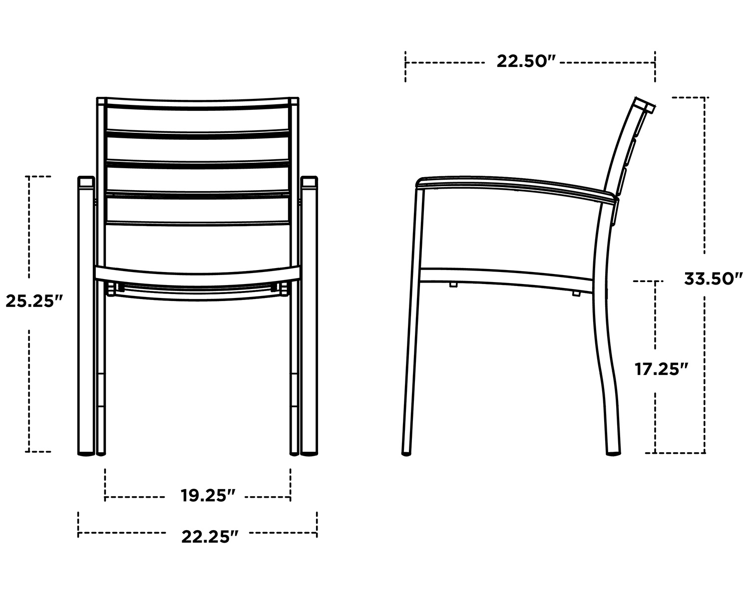 Euro Dining Arm Chair 10