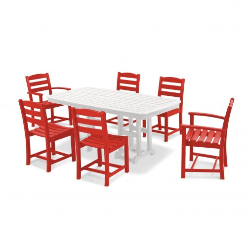 La Casa Café 7-Piece Dining Set 5