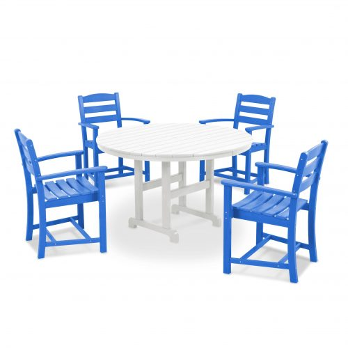 La Casa Café 5-Piece Dining Set 3