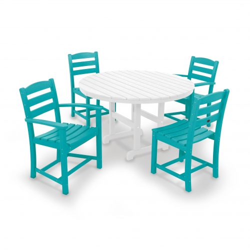 La Casa Café 5-Piece Dining Set 4